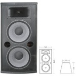 cx-6004 ultima professional series speaker