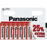panasonic zinc carbon batteries