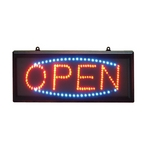 A super bright static led sign for use in many different locations.