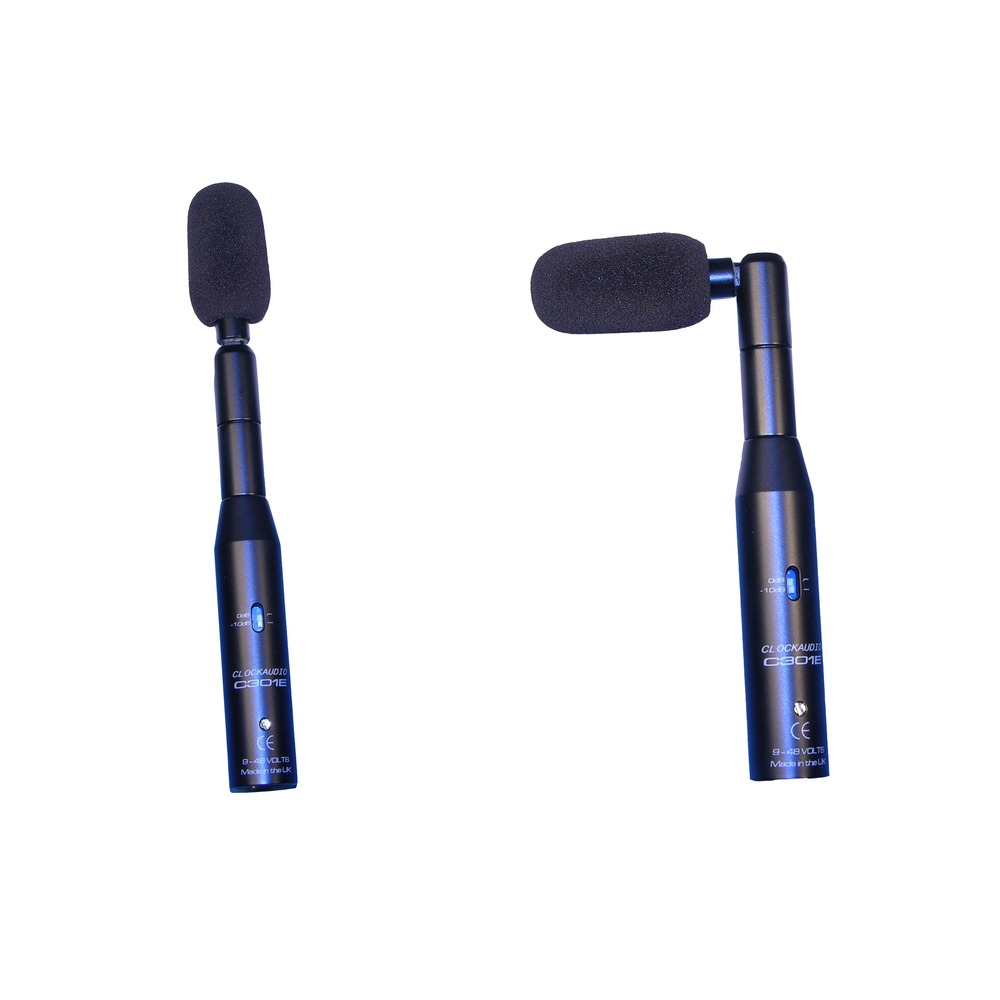C301E Rigid stem Cardoid microphone