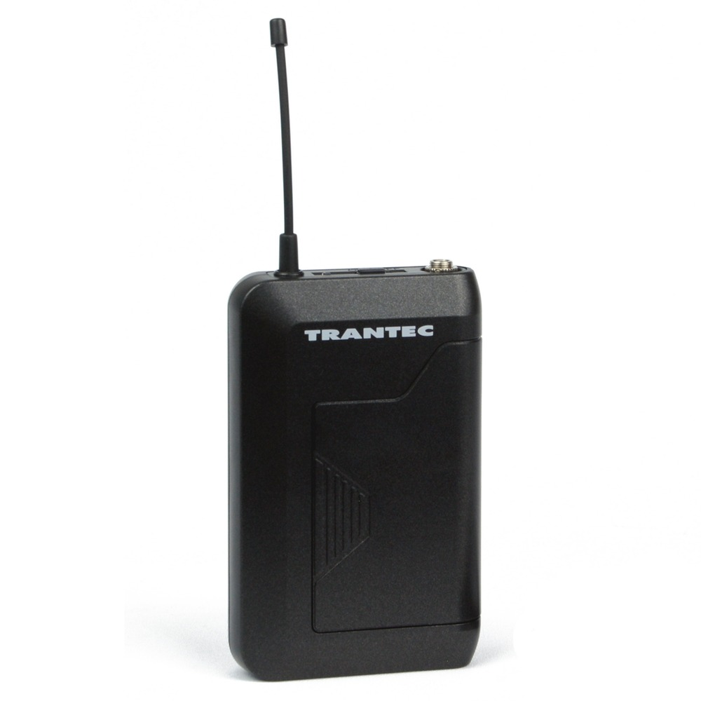 Trantec S4.04 Beltpack Radio Microphone Transmitter