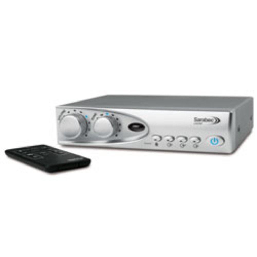Sarabec LA240 TV Loop Amplifier with Remote control