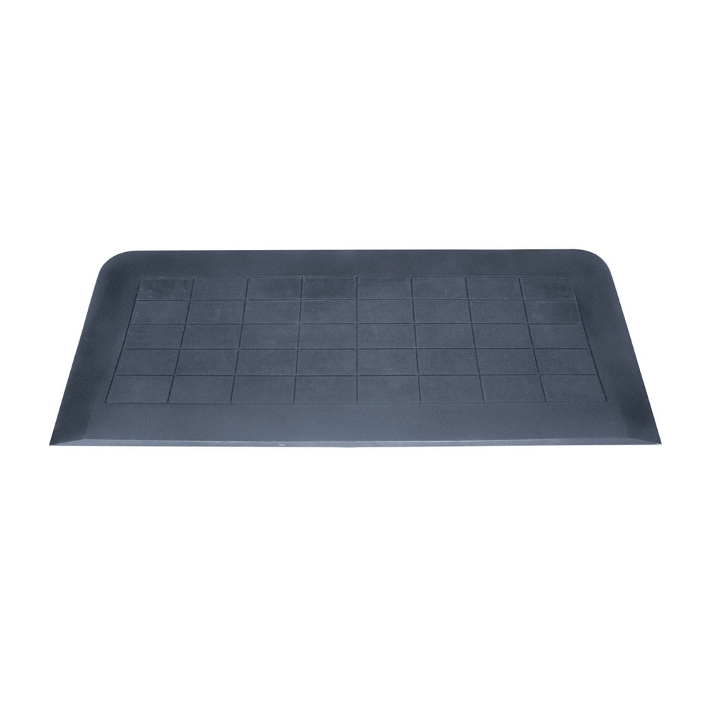 Easy edge threshold rubber ramp 60 x 760 x 750 mm for Simple edge