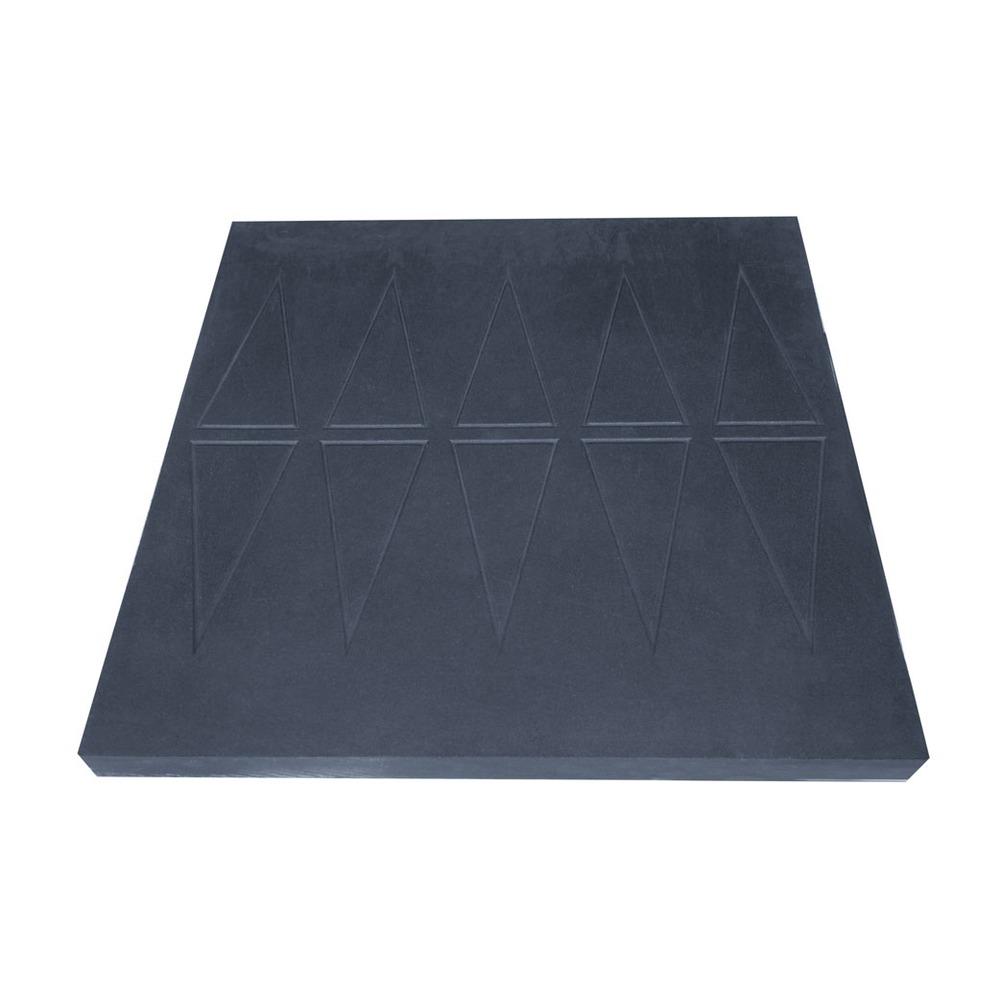 Easy edge threshold rubber ramp 30 x 1080 x 310 mm for Simple edge