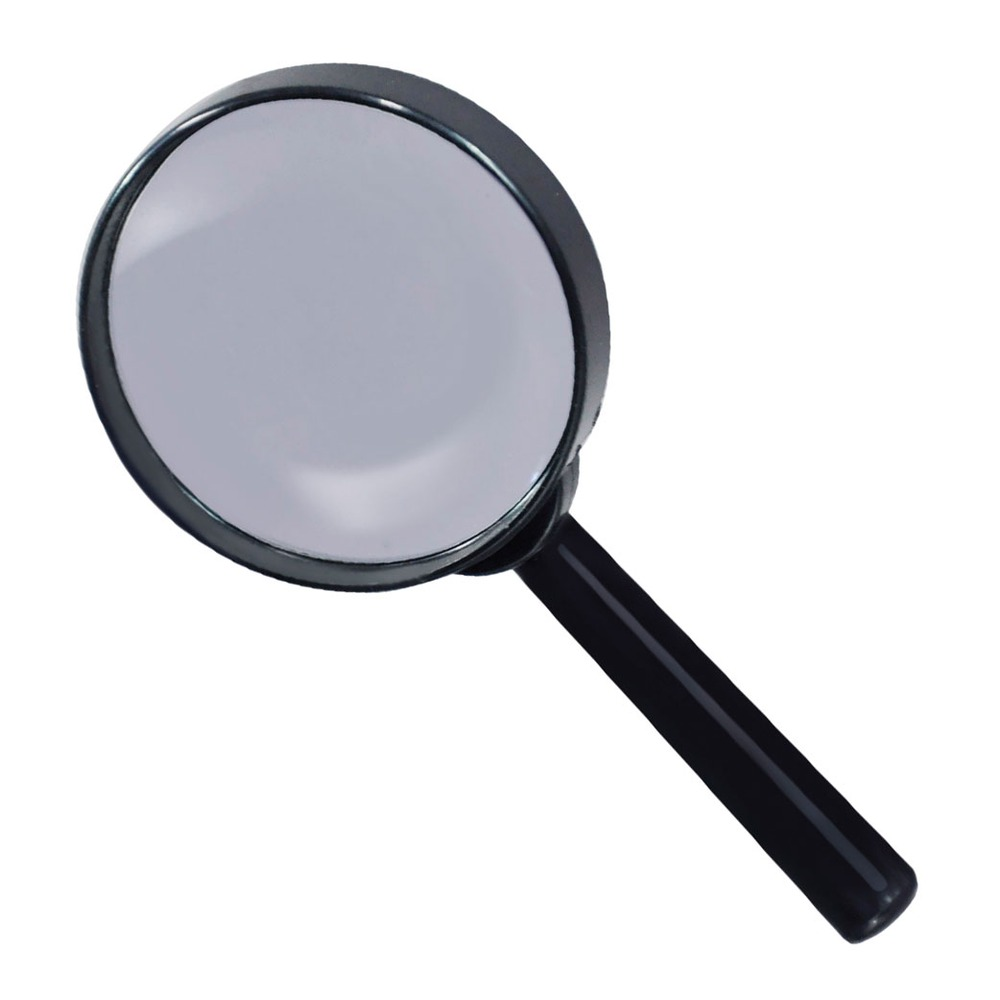 Handheld 65mm Magnifier, 5x Magnification