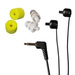 Microbud in the ear earphones