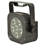 The VL-65 is a powerful LED par light effect featuring 6 high power 5-in-1 LEDs in a compact, low profile housing.