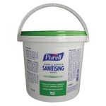 Purell 92206 Hand & Surface Sanitising Wipes (tub of 225)