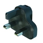 UK Main Plug Adapter (only) for Power supplies