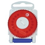 HF3 Right (Red) Wax Guard Wheel for Siemens & other Hearing Aids