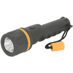 heavy duty led rubber torches