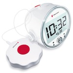 Bellman Alarm Clock Pro including Bed Shaker with Sound