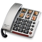 Amplicomms BigTel 40 Plus Big Button Corded Telephone