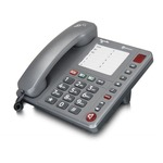 Amplicomms PowerTel 90 Big Button Amplified Corded Telephone
