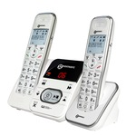 Geemarc AmpliDECT 295 with answerphone twin pack
