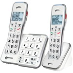 Ex Demonstration Geemarc AmpliDECT 595 Amplified cordless telephone twin pack