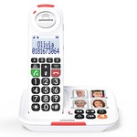 Swissvoice Xtra 2155 Loud Cordless Phone with answering machine
