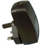 UK Plug very low noise and low leakage USB PSU  5V DC 1A