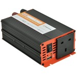 DC to AC Vehicle Power Inverter - 230V ac power (600W) and 1A USB power from a 12v DC car battery