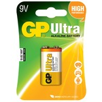 PP3 9v Alkaline battery - pack of 1