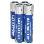 AAA 700mA NiMH rechargeable batteries