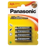 Panasonic alkaline bronze batteries