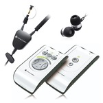 Bellman Domino Classic Listening System with Neckloop and Earphones