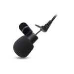 Bellman 1m Microphone with clip and 4m extension lead