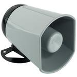 Humidity-proof 8 Ohm horn speaker - 8W MAX, 90 x 105 x 125 mm