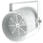100V line weatherproof 30W PA wall and ceiling speaker, connection cable with IP66 rating - 180mm diameter x 200mm length
