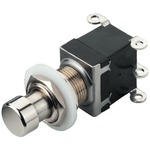 Momentary 12mm push foot switch - 2 x ON/(ON)