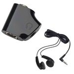 Cochlear Nucleus 7 CP1000 Monitor earphones and adaptor