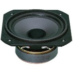 Hi-Fi midrange speaker with closed basket and carbonised cone for general Hi-Fi applications - 60W MAX, 30W RMS, 8 Ohm