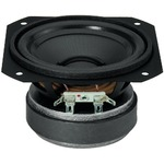 Hi-Fi bass-midrange speaker, linear wide frequency response in very small cabinets - 60W MAX, 30W RMS, 8 Ohm