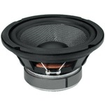 Hi-Fi bass speaker and subwoofer with diecast basket - 2 x 100W MAX, 2 x 60W RMS, 2 x 8 Ohm