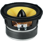Hi-Fi bass-midrange speaker, powerful in subwoofer applications, also outstanding in midrange applications due to the Kevlar cones used - 80W MAX, 50W RMS, 8 Ohm