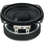 Miniature Hi-Fi bass-midrange speaker for very small speaker systems, e.g. surround speakers - 30W MAX, 15W RMS, 8 Ohm