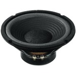 Hi-Fi bass-midrange speaker, replacement speaker for closed speaker systems -100W MAX, 50W RMS, 4 Ohm