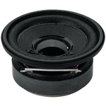 Miniature speaker for standard applications - 12W MAX, 6W RMS, 8 Ohm