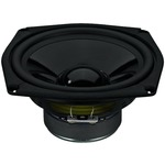 Hi-Fi bass-midrange speaker for use preferably in closed or transmission line cabinets - 150W MAX, 60W RMS, 8 Ohm
