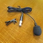 Lapel mic for TXA-100HSE