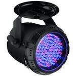 PARL-30SPOT: DMX 90 LED RGB lamp, 20deg beam angle