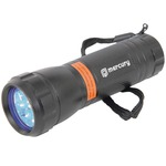 9 LED UV torch ideal for identifying counterfeit documents