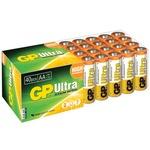 AA 40pk Ultra alkaline batteries in easy store UPVC Box