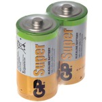 C GP Alkaline Batteries bulk pack of 24