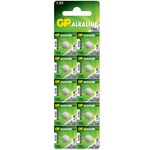 LR41 Alkaline button cell - 10pk