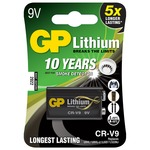 GP 9V Lithium PP3 Battery CR-V9