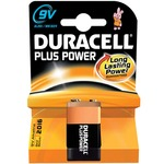 9V PP3 Duracell Plus power battery Single Pack