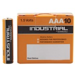 Industrial by Duracell - AAA Alkaline Battery - 10 Pack