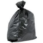 pk of 50 Black Refuse Sack, 457 x 730 x 850mm, 32 microns
